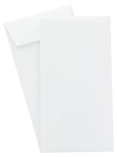 1000 Cashier Depot Coin/Cash/Small Parts #7 White Envelopes, 3-1/2″ X 6-1/2″, Gum Flap, Premium 24lb, (1000 Envelopes)