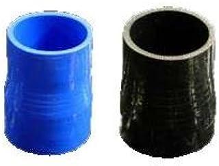 63-70Mm//2.25-2.75In Id Black TurboXS txs-SR-6370-BLK Silicone Reducer