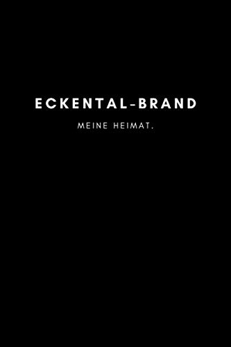 Eckental-Brand: Notizbuch, Notizblock, Notebook | Punktraster, Punktiert, Dotted | 120 Seiten, DIN A5 (6x9 Zoll) |...