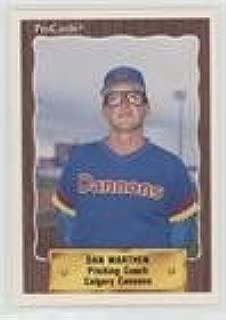 Dan Warthen (Baseball Card) 1990 ProCards Minor League - [Base] #665