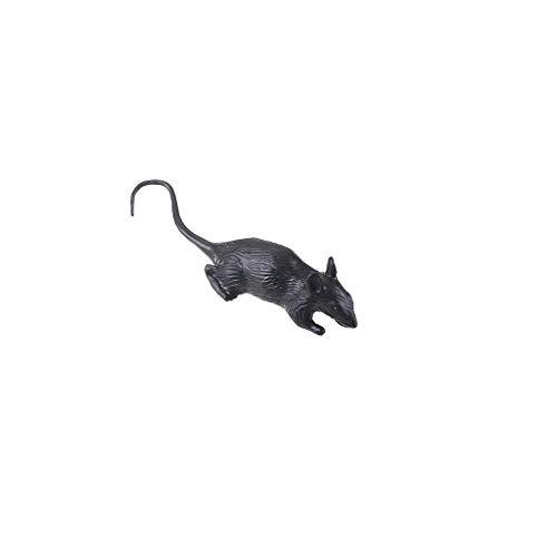 xmansky Für Weihnachten Halloween Party, Zuhause, Kamin, Hotel, Bar,Pädagogisches simuliertes Mäusemodell scherzt Kind-Spielzeug-Sammler-Geschenk-Badespielzeug