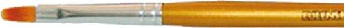 Eulenspiegel 413401 - penseel (kattentoning), maat : 4, goud