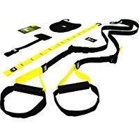 TRX TF00314 Suspension Trainer Home Trx - Juego de accesorios para entrenamiento...