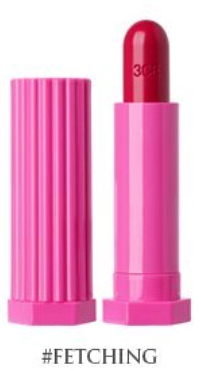 刻む匹敵します悪行3CE ラブベルベットリップスティック/ 3CE Love Velvet Lip Stick (#ペッチン) [並行輸入品]