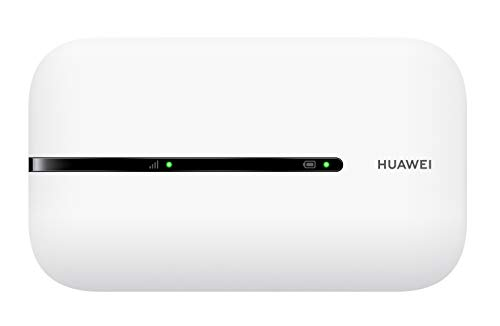 Huawei E5576-320, 4G Low cost Travel Hotspot, Roams on all World Networks, nessuna configurazione necessaria, colore: bianco