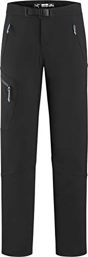 Arc'teryx Gamma AR Pant Women's Pantalon Femme, Noir, 10