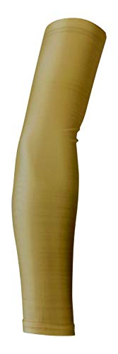 Metallic Gold Arm Sleeve for Sports - Several (Youth & Adult) (Youth Medium)