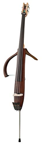 ヤマハ YAMAHA SLB300 サイレントベース 小さな生音でアコースティック楽器に近い自然な演奏性 SRTパワードシステムで「胴共鳴」サウンドを実現