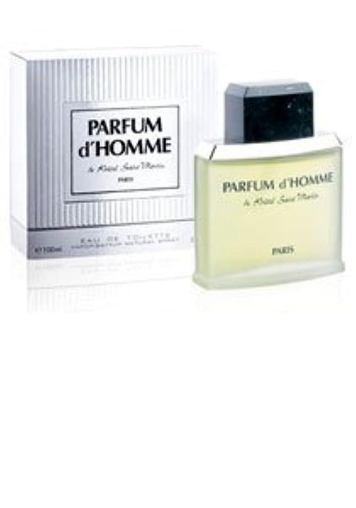 朝食を食べる拷問所属Parfum D'Homme (パルファム ド オム) 1.7 oz (50ml) EDT Spray by Kristel Saint Martin for Men