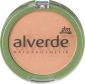 alverde NATURKOSMETIK Rouge & Highlighter setting sun 20, 1 x 6 g