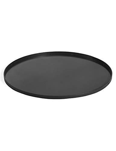 CookKing 111029 Bodenplatte für Feuerkorb Gartenfeuer Terrassenfeuer 70cm