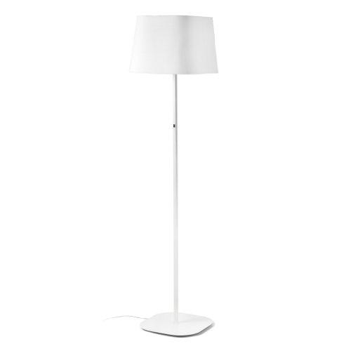 Projecteur-Barcelona Sweet 29958 Sobremesas et lampadaires 20W métal et protection textile Blanc