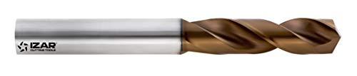 Izar 32695–-Spiralbohrer cobalt–S + x-alcr DIN1897N Hardox Serie extra-corta x-alcr 3,00mm