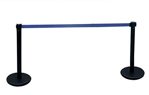 Postes Separadores Azul Marca Pal Ferretería Industrial
