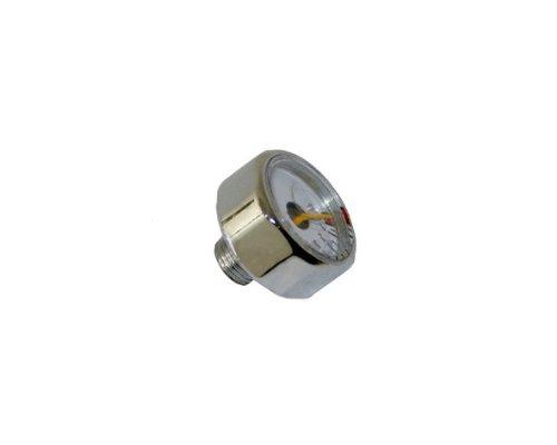 Manometer Blanko 25mm 5000 psi
