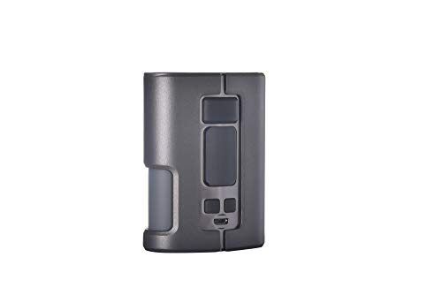 Wotofo - DYADIC - Dual 18650 200W Squonk Mod - A'Tony B' Project - Limited Edition (Gun Metal) NO Nicotine/Nicotine Free