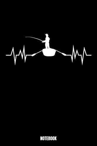 Notebook: Fishing Bodybuilding Notizbuch für das Fitnessstudio I Workout Log Book Gewichtheben I Track your Progress Kraftsteigerung Cardio und Kraft ... und Freunde, die gerne angeln gehen. Pe