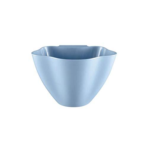 Coner Huishoudelijke Container Keuken Mini Kastdeur Hangende Prullenbak Vuilnisbak Vuilnisbak Kastblikken Organisator, blauw