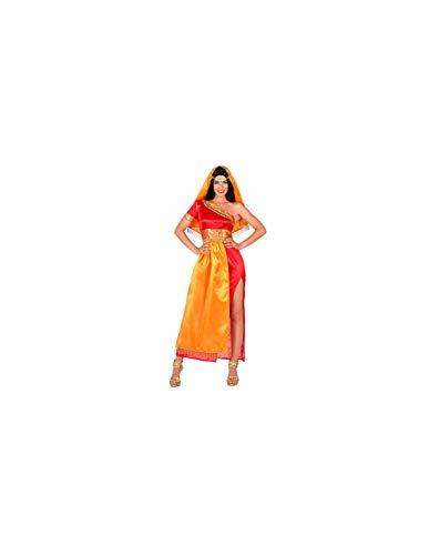 DISBACANAL Disfraz de hind para Mujer - -, M-L
