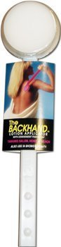 Backhand Lotion Super popular specialty store Applicator White 2021 new Seafoam