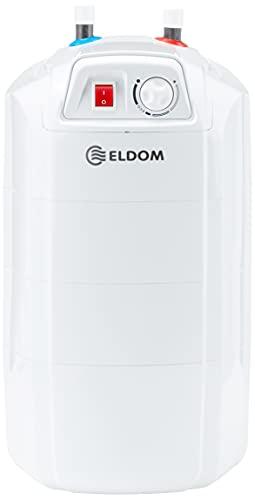 Eldom Chauffe-eau - 15l - Montage sous plan - Résistant à la pression