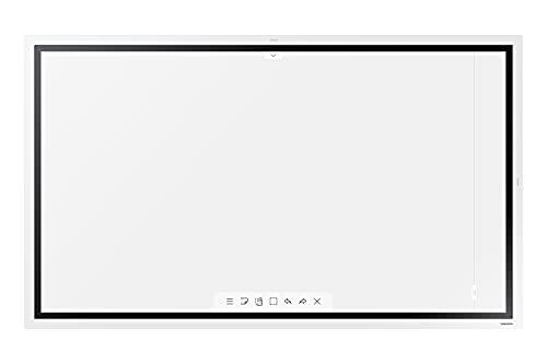 Samsung Flip 55 Zoll (139, 70cm) Public Display, Hellgrau, HDMI, USB, Touch, UltraHD
