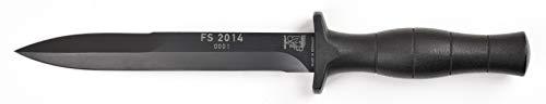 Eickhorn Unisex– Erwachsene Outdoormesser | FS2014 | Klingenlänge: 11,6 cm, Mehrfarbig, normal