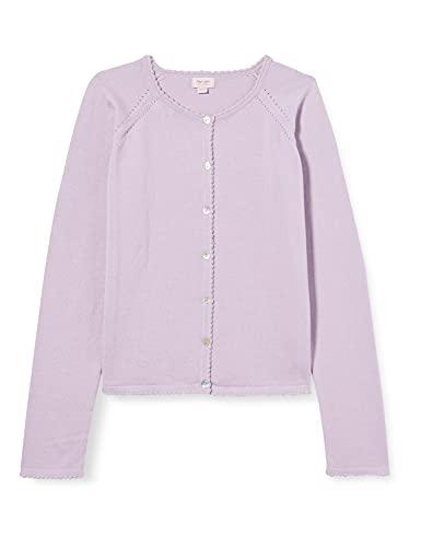 Noa Noa miniature meisje Mini Basic Light Knit, lange mouwen cardigan sweater