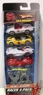 Hot Wheels Speed Racer 4-Pack