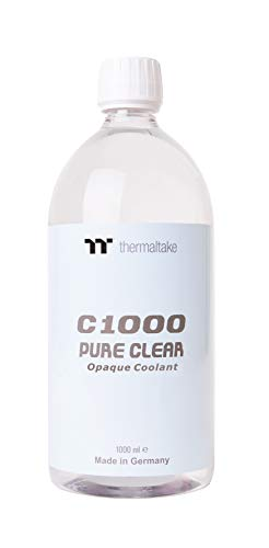 Thermaltake - Liquido di raffreddamento trasparente, 1l