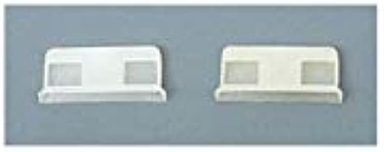 Eckler's Premier Quality Products 57135931 Chevy Flipper Tabs Nylon 2Door Hardtop