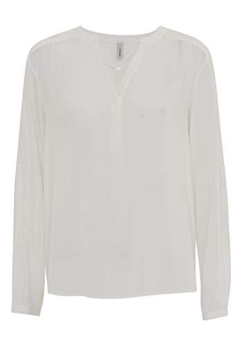 SOYACONCEPT - Damen Bluse, SC-Radia 40 (16254), Größe:XL, Farbe:Creme (1100)