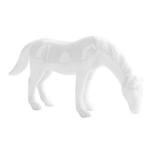 Figura Ceramica Caballo
