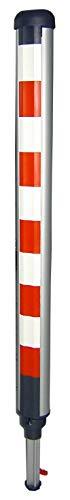 Blome DuoMatic Edition Leuchtturm Wäschespinne 45 m mit Leinenautomatik und Leineneinzug\'