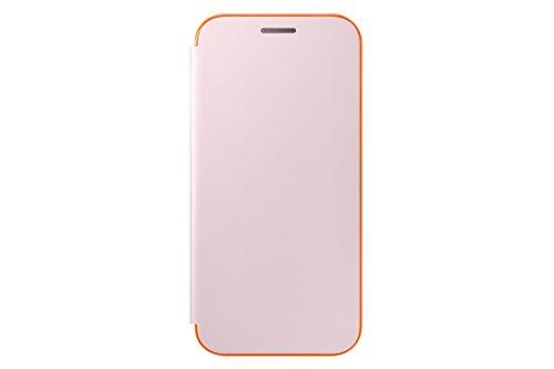 Samsung Neon Flip Cover für Galaxy A3 (2017) rose