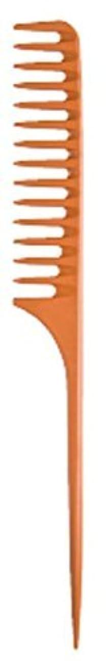 Diane Large Tail Comb Dozen, Bone, 11.5 Inch [並行輸入品]