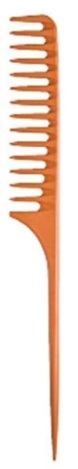 フリル破壊的なすり減るDiane Large Tail Comb Dozen, Bone, 11.5 Inch [並行輸入品]