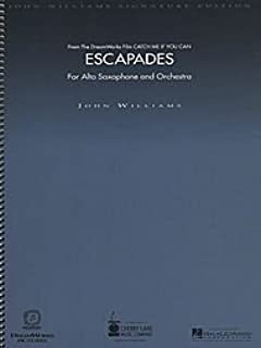 Escapades (For Alto Saxophone and Orchestra) - Deluxe Score (From the Dreamworks Film