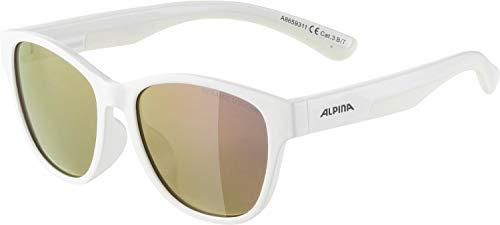 Alpina Unisex Jugend FLEXXY COOL Kids II CMPI Sportbrille, White, one Size