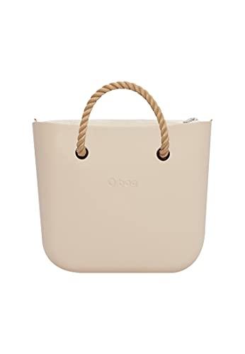 O bag - Bolso impermeable con carcasa de compuesto termoplástico