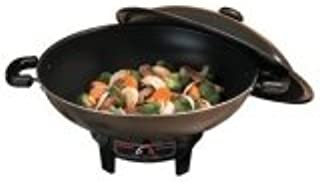 7 Quart Electric Wok (Catalog Category: Kitchen Electrics)
