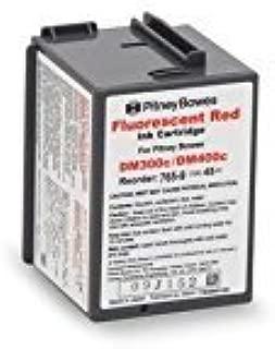Authentic 765-9 Postage Meter Red Ink for DM300C, DM400C, DM450C, DM475C Models