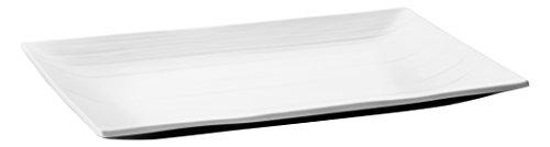 LACOR Fuji Plat Rectangulaire Mélamine 34 x 21 x 2 cm