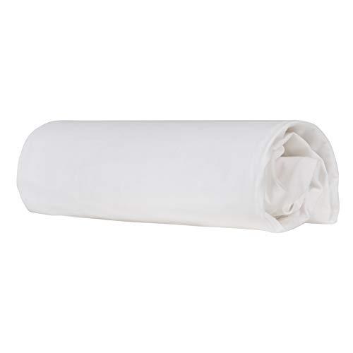 roba Spannbettlaken, Single Jersey, 100% Baumwolle, Spannbetttuch passend für Matratzen in den Größen 70x140 cm und 60x120 cm, Laken für Babywiege, Babybett