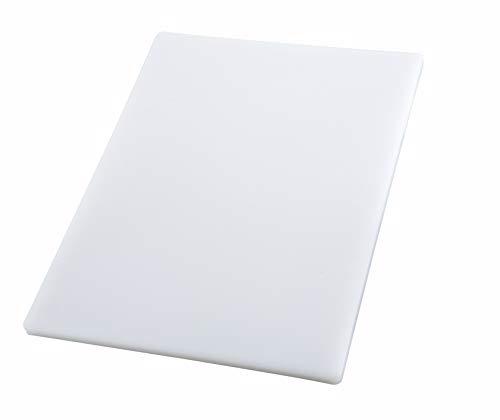 Winco CBH-1824 Cutting Board 18-Inch by 24-Inch by 34-Inch WhiteMedium