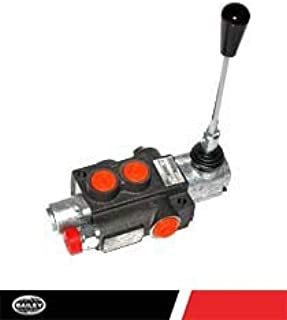 1500-3625 PSI Relief 10 GPM Spring center 220910 CHIEF G Series P40 Directional Control Valve with Joystick: 2 Spool 3625 PSI With SAE #8 Work and SAE #10 Inlet//Outlet Ports 3-pos