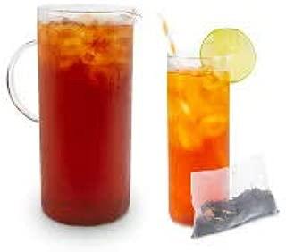 Mango Black Tea Cold Brew Iced Tea Bags - 12 quart sized teabags by Adagio Teas