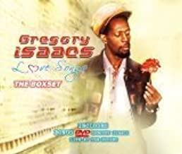Best gregory isaacs love songs box set Reviews