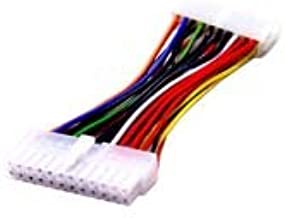 Standard Legacy 20-pin ATX Power Supply to 24-pin Motherboard Power Adapter Cable