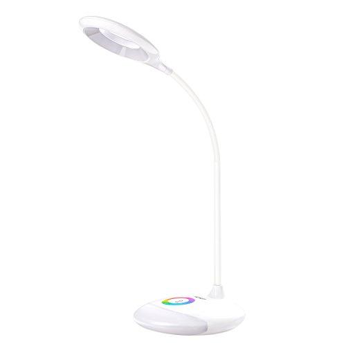 Aukey LT-ST3 LED Schreibtischlampe Dimmbar weiß